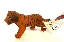 X7) PAPO 50021 Tigerbaby Tiger Tigresse Cup Safari Tigre hembra y su bebe