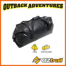 OZTRAIL RV BIKER SWAG SAC SINGLE WATERPROOF BAG TO SUIT BIKER SWAG BLACK