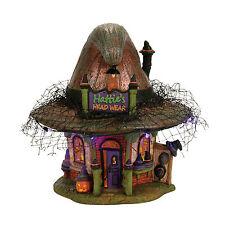 Dept 56 Halloween Village Hattie's Hat Shop New 2017 4056700 Witch Hollow