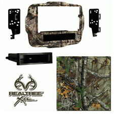 Metra RTX-99-6532 Single DIN Dash Kit for 2015-up Jeep Renegade Realtree Xtra