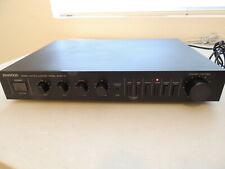 Vintage Kenwood Basic C1 Preamplifier Stereo Control Amplifier Nice