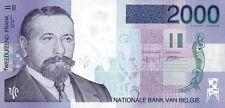 Belgien / Belgium 2000 Francs (1994-2001) Pick 151 (1)