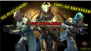 (not available) (don't purchase) Trials Of Osiris Flawless Passage PS4/XBOX/PC