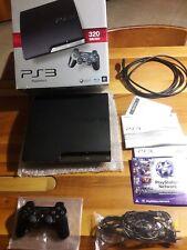 PS3 Slim con giochi come nuova play station Sony 3
