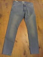 """W32"""" L31""""/32"""" Men's Wrangler Jeans Bryson """"Rolling Blue"""" Skinny Fit Genuine BNWT"""