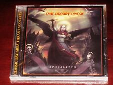 The Outer Limits: Apocalypto CD 2017 Stormspell Records USA SSR-DL-217 NEW