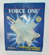 ERTL FORCE ONE Military Aircraft BLISTER PACK UNOPENED DIE CAST Army Aviation