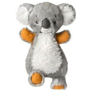 "Mary Meyer Down Under Koala Bear 13"" Lovey Blanket Plush Stuffed Animal Toy"