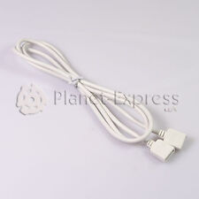 Conector extension cable 1m. con 2 conectores hembra 4 pines Tira led RGB. SMD