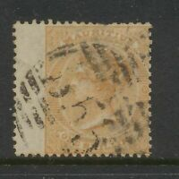 Stamp Mauritius 1866, SG68, used, combine shipping 0189