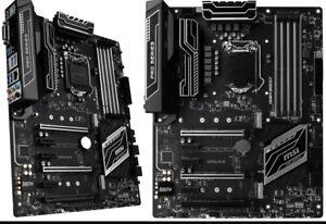 MSI Z270 SLI LGA 1151 Intel Motherboard+intel I7 7700k