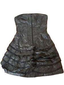 Sz 8 Manning Cartell Dress
