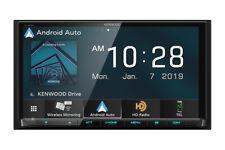 New Kenwood Excelon DMX907S 7'' Mechless Bluetooth Android Auto Carplay Nav