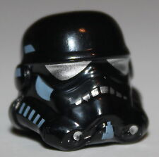 Lego Star Wars Shadow Trooper Black Helmet Storm NEW