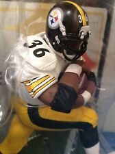 NFL PITTSBURGH STEELERS JEROME BETTIS /  McFARLANE LEGENDS SERES 6  /  LOW No.#