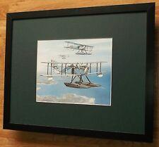 Fairey IIID - Michael Turner - aircraft & warplane print - 20''x16'' frame