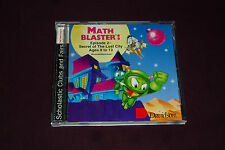 Math Blaster: Episode 2 -- Secret of the Lost City (Windows/Mac, 1995)