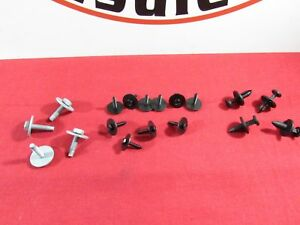 DODGE CHRYSLER Belly Pan Engine Shield Cover Hardware Kit NEW OEM MOPAR