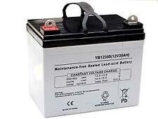 Replacement Battery For Honda Em4000S Generator 35Ah Deep Cycle Agm 12V
