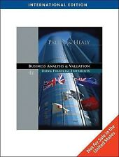Business Analysis and Valuation: Using Financial Statements by Krishna G. Palep