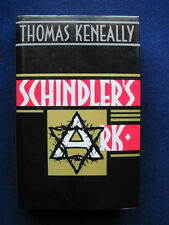 SCHINDLER'S ARK by THOMAS KENEALLY Basis of Oscar Winning Steven Spielberg Film