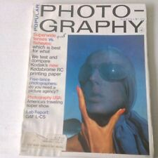 Photography Magazine Superwide Lenses Vs Fisheyes March 1975 060417nonrh