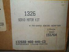 (L4) 1 NIB ALLEN BRADLEY 1326AB-MOD-M40-C3 SERVO MOTOR KIT