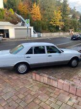 Mercedes Benz Daimler W 126 Oldtimer
