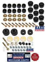 RADIATOR & BODY MOUNT KIT WITH BOLTS & WASHERS SUIT HQ HJ HX HZ WB UTE & VAN