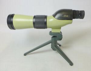 Nikon 60mm Fieldscope With 20 X - 45X Zoom Eyepiece - With Carry Bag