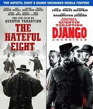 BRAND NEW Hateful Eight Django Unchained Blu Ray SEALED Ships Today