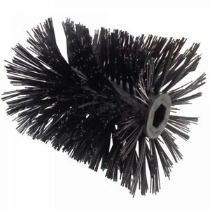 Bristle Brush for Stihl BF-MM, BK-MM - 4601 730 1700 ( 2 BRUSHES) (BRUSHES ONLY)