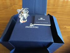 Swarovski Crystal Kris Bear International Kumiko Japan.....Number 883414.