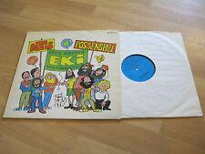 LP MTS & Possenspiel EKI  Himmelsritt Limericks  Vinyl AMIGA DDR 856219