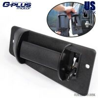 Outer Exterior Outside Door Handle Textured Black Crew Cab Only Rear Right