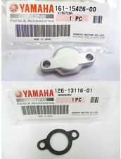 Yamaha YG1 JT1 YJ1 CT1 LS2 RD125 YCS1 Oil Pump Block Cover + Gasket 161-15426-00