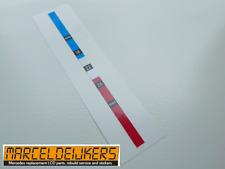 Mercedes Temperaturwählrad aufkleber 1248212967 w124 w126 R129 W123