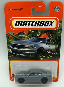 Matchbox - 2018 Dodge Charger 55/100 - Free Post