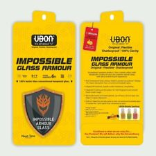 Ubon 6H Hammer Proof Impossible Glass Protector Screen Guard For Lenovo P2