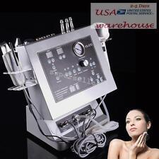 Diamond Dermabrasion Microdermabrasion Ultrasonic Hot Cold Hammer Machine US FDA