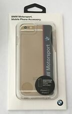 Bmw placa iPhone 6 6s antichoque azul marino Bmhcp6pvwh funda Rígida cubierta