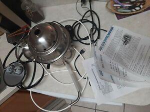 John Ellis Living Water Machine Electron Energized Distiller Excellent        g1