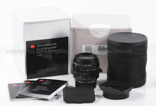 New Leica Summilux-M 28mm f/1.4 ASPH Black 11668 M240P M10P M9 M-P