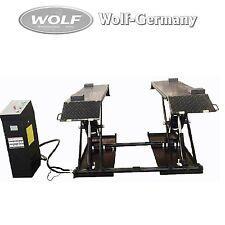 Móvil Elevador de tijera 3T plataforma fontaneros pintores Lobo,Germany