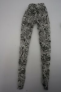 """Ellowyne Wilde Tonner Decisions tights floral 16"""" fashion doll outfit"""