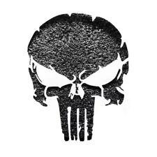 Punisher Skull Stencil Template Durable & Reusable Plastic Stencils 6x7