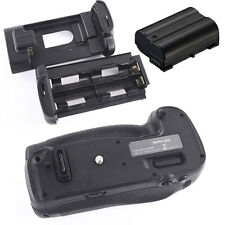 NEW Vertical Battery Grip Pack for Nikon D500 DSLR Camera + EN-EL15 Battery