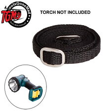 Genuine Authentic Makita Wrist Band Lanyard Suit BML185 18V Torch Worklight