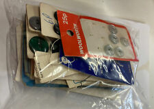 Collection Of Vintage Carded Buttons Sewing Craft Upcycling
