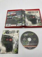 Sony PlayStation 3 PS3 CIB Complete Tested Need for Speed ProStreet